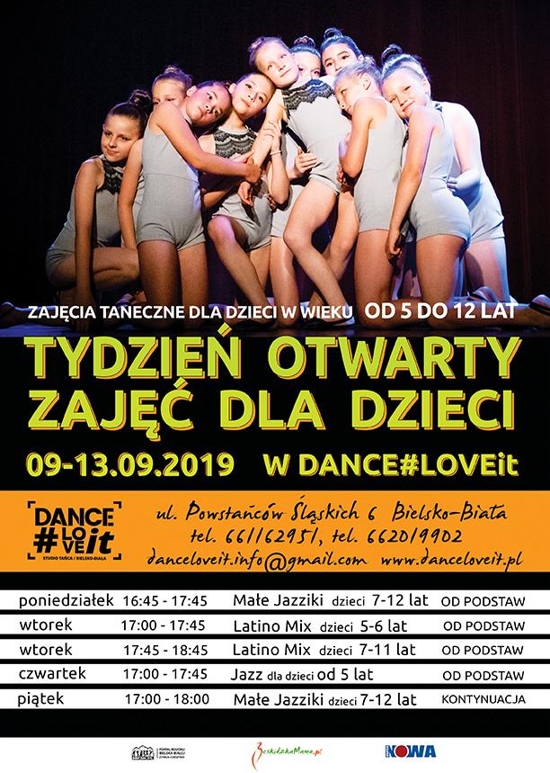 tydzień-otwarty-w-danceloveit-2019-grafik-szkola-tanca-bielsko-biala-rabat-na-karnety-wstep-wolny-zajecia-dla-dzieci-latino-mix-modern-jazz-male-jazziki