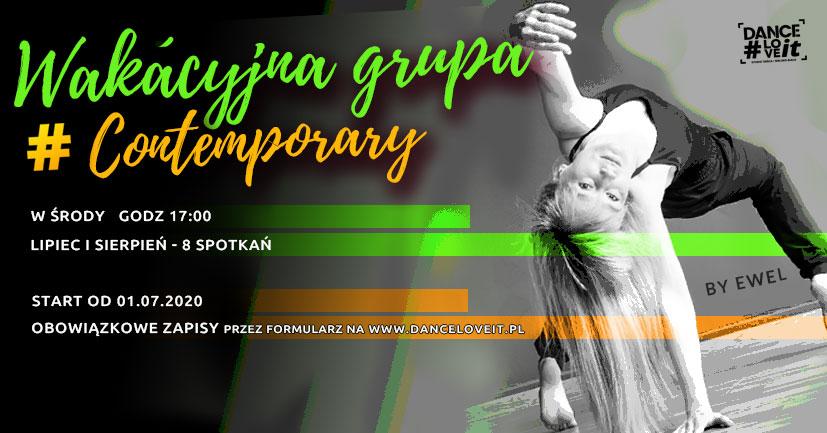 wakacyjne-grupa-contemporary-2020- ewelina-tomiczak-danceloveit-bielsko-biala