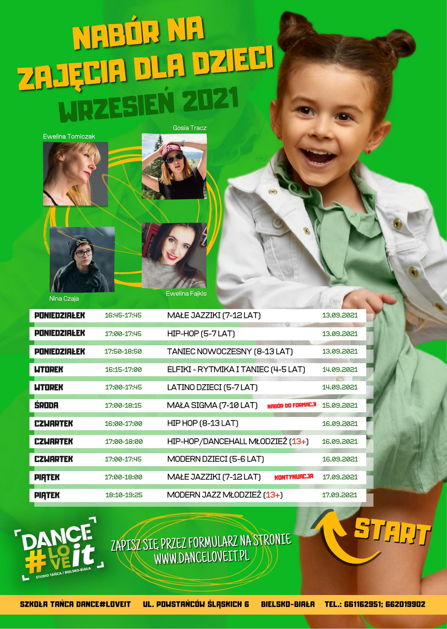 nowy-sezon-zajecia-taneczne-dladzieci-nowy-sezon-2021-rokszkolny-danceloveit-szkola-tanca-bielsko-biala
